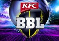 Big Bash League Points Table