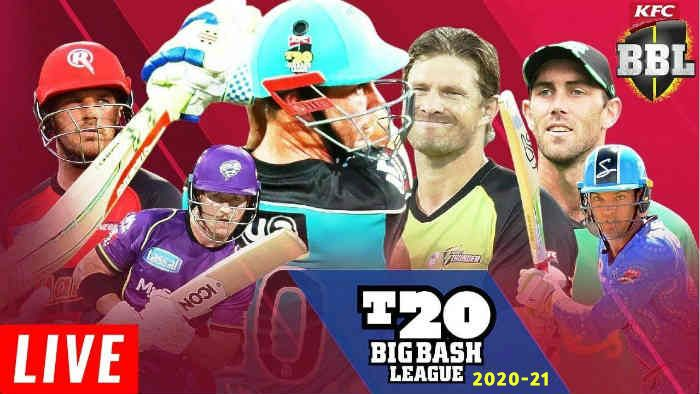 BBL Live Streaming Channels List
