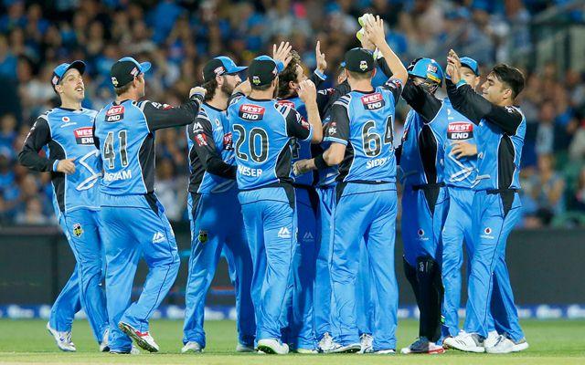 Adelaide Strikers Team Squad