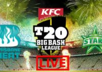 Melbourne Stars vs Brisbane Heat Live Streaming