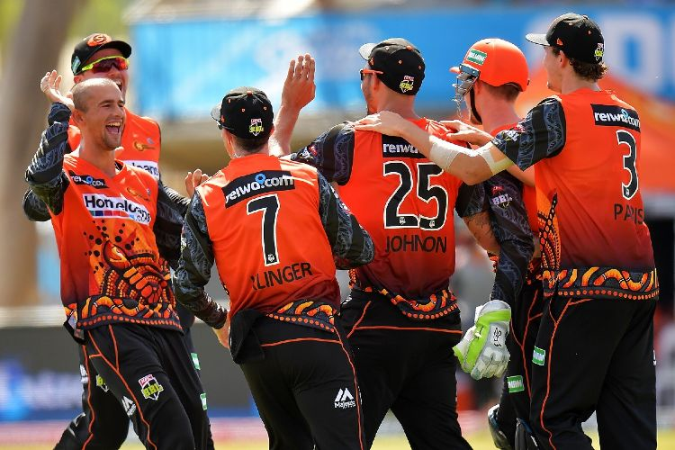 Perth Scorchers Team Squad