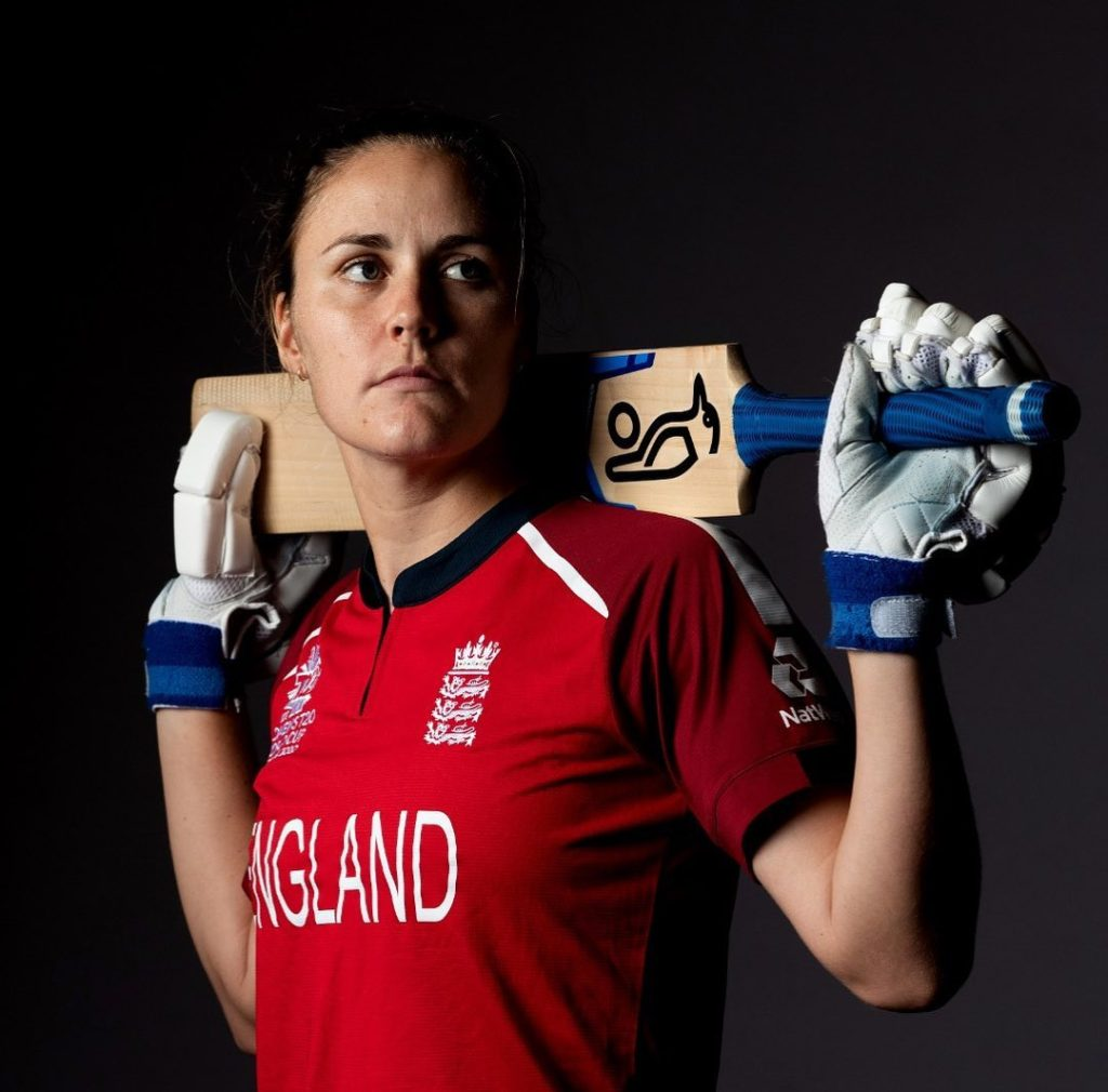 Sciver- Beautiful Female Cricketer WBBL List