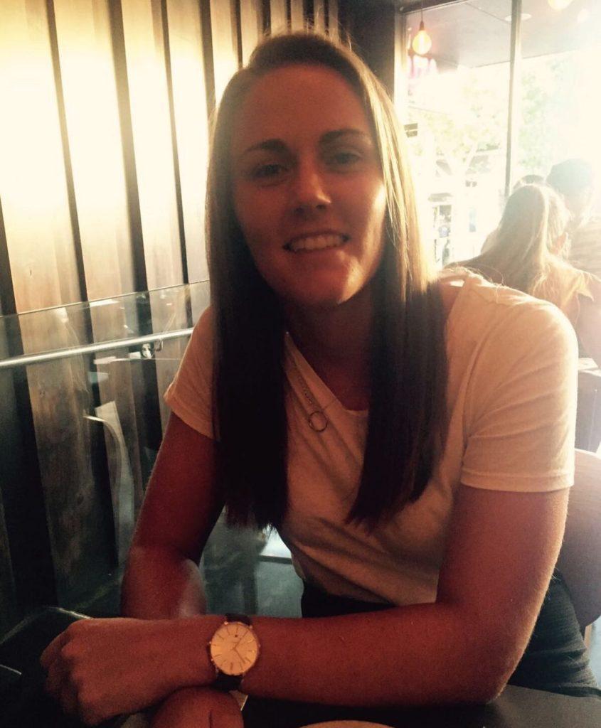Katherine- Beautiful Female Cricketer WBBL List