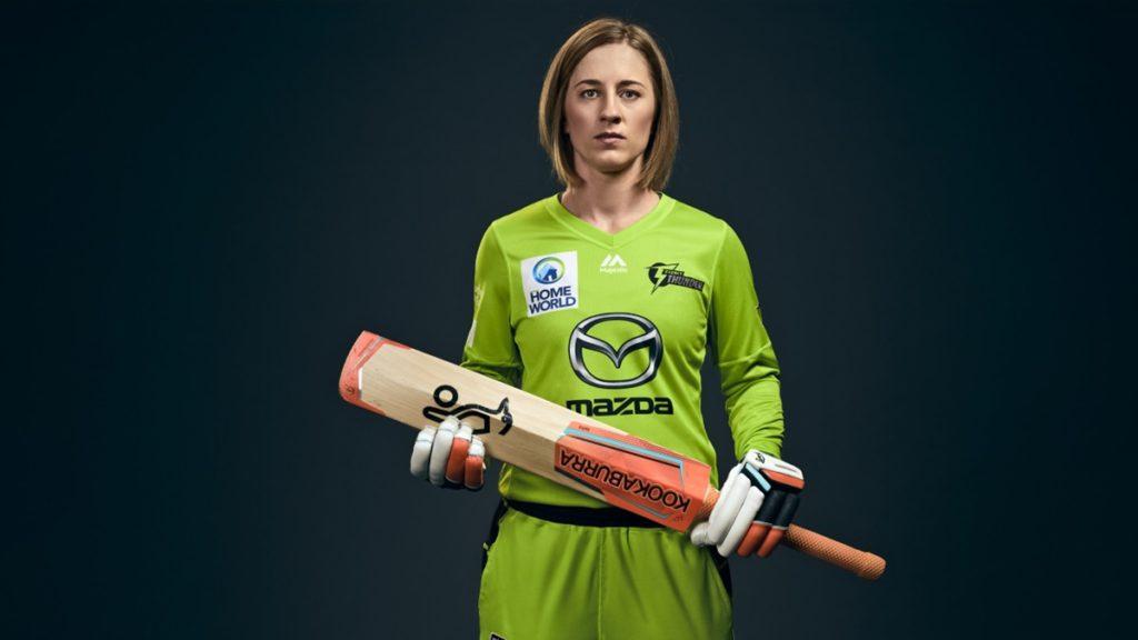 Rachel- Beautiful Female Cricketer WBBL List