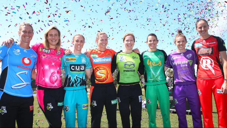 Listing the Top 10 Beautiful Female Cricketers in Women's Big Bash League